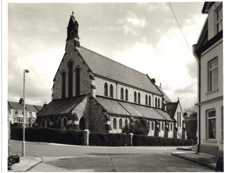 St Barnabas Church 1991