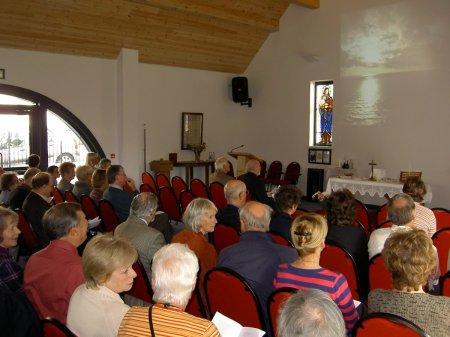 St Michael's, Saturday October 17th, 2009