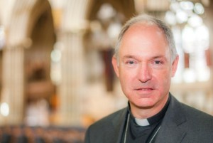 The Bishop of Exeter, the Rt Revd Robert Atwell GRW Photography