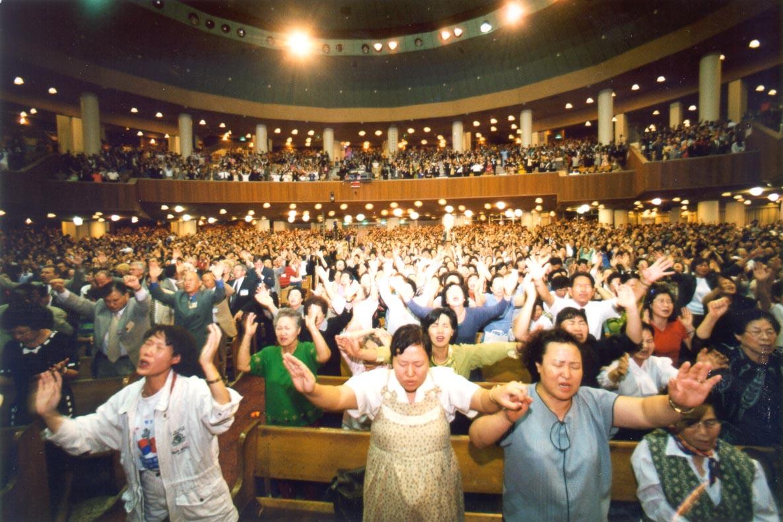 Image result for South Korean People Praying