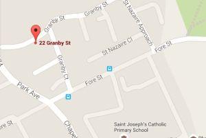 22 Granby Street