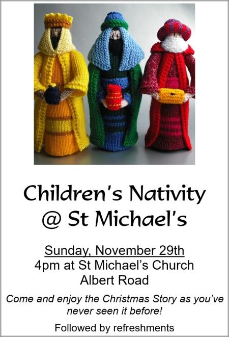 Nativity flyer 2015