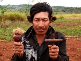 Guarani_shaman