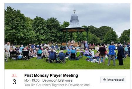Jul7 17 prayer meeting