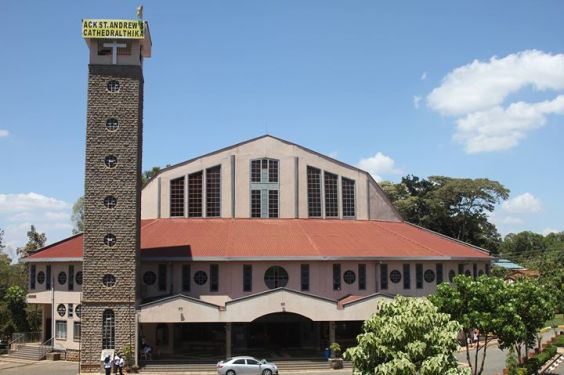 St Andrew's cathedral, Thika