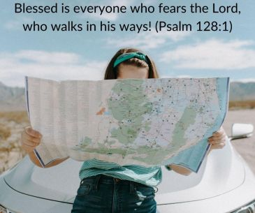 Blessed is everyone who fears the Lord